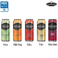 Strongbow các loại