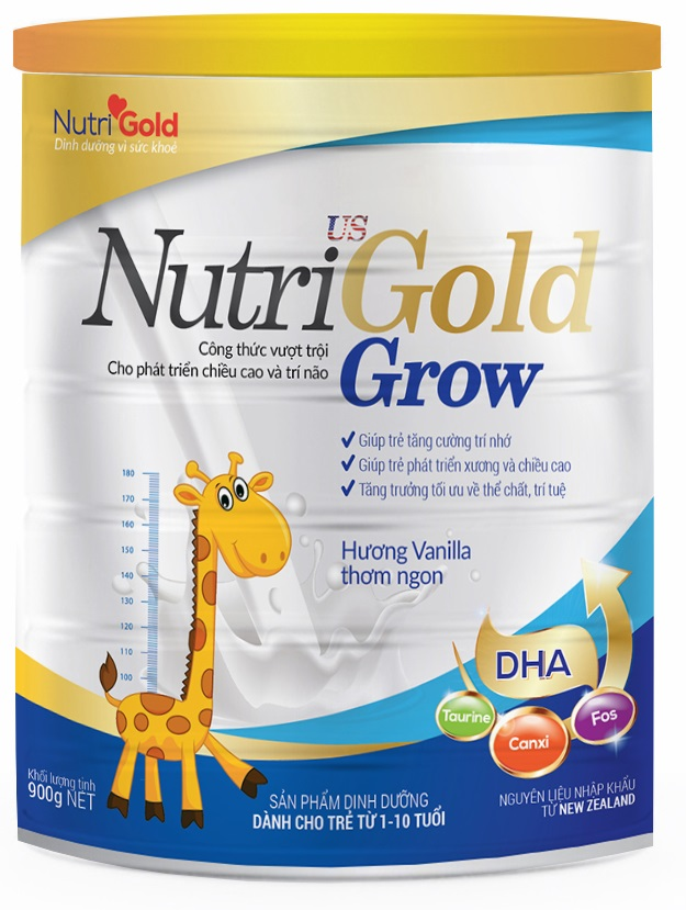 Nutri gold Grow 900g
