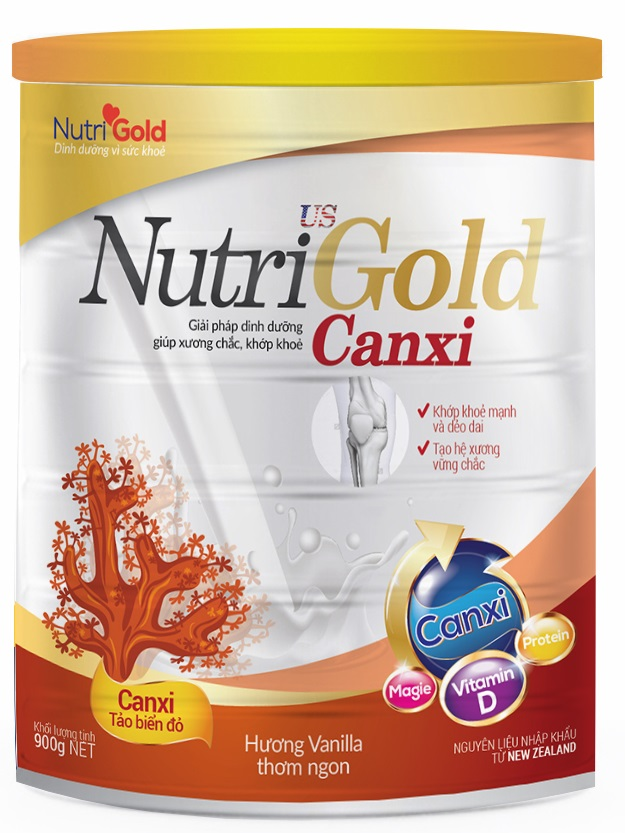 Nutri gold Canxi 900g