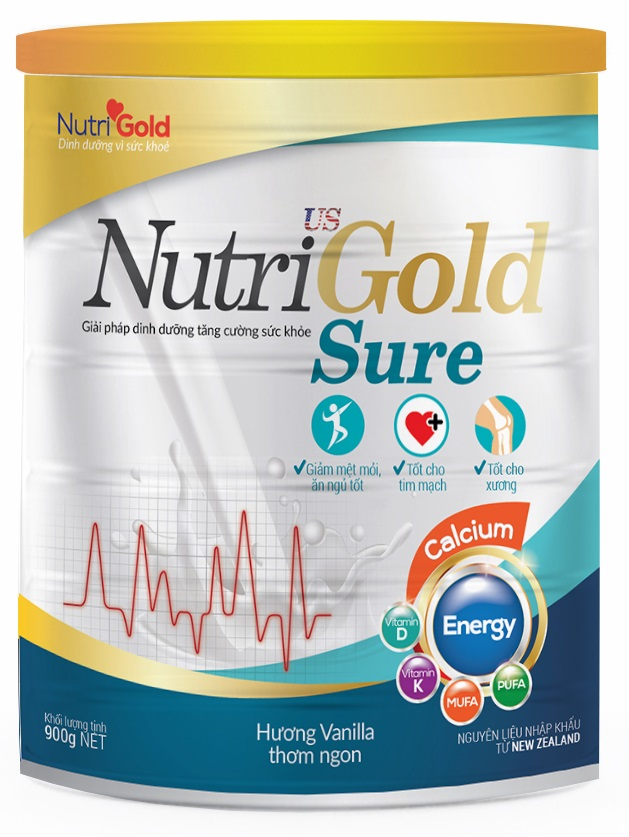 Nutri gold Sure 900g