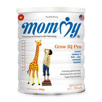 Mommy grow IQ 900g ( 1 -10 tuổi  )